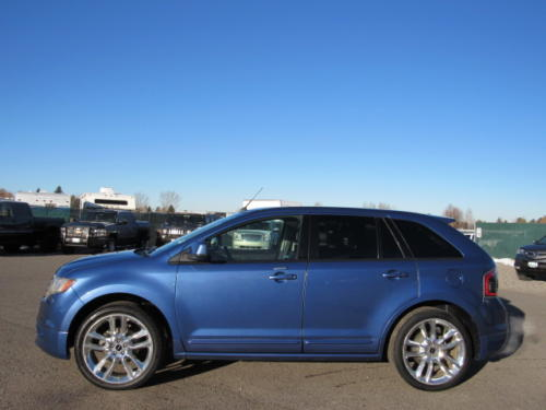 2009 Ford Edge Sport Bozeman Used Cars (9)