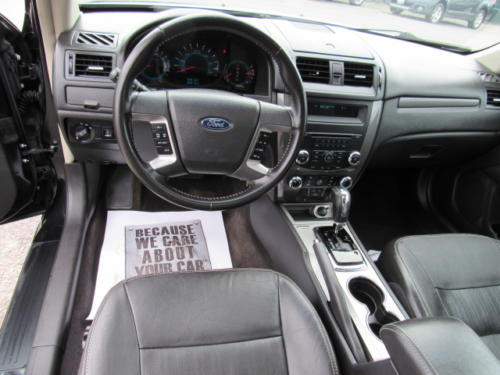 2010 Ford Fusion Sport Bozeman Used Cars (10)