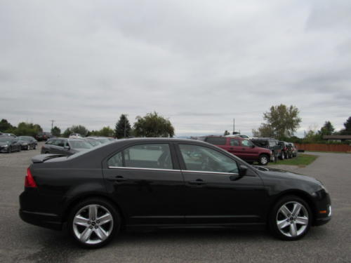 2010 Ford Fusion Sport Bozeman Used Cars (14)