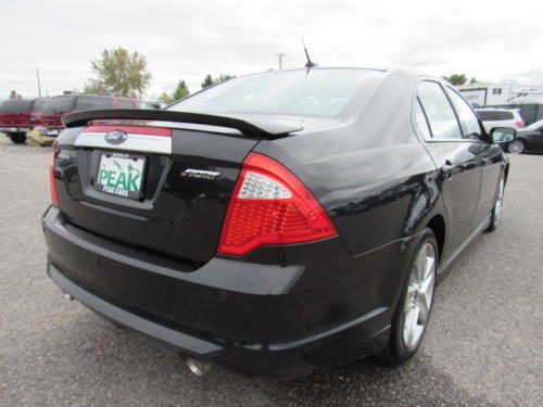 2010 Ford Fusion Sport Bozeman Used Cars (15)
