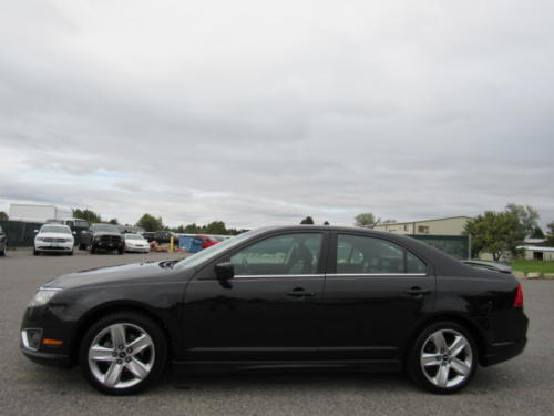 2010 Ford Fusion Sport Bozeman Used Cars (18)