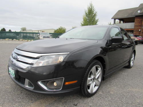 2010 Ford Fusion Sport Bozeman Used Cars (19)