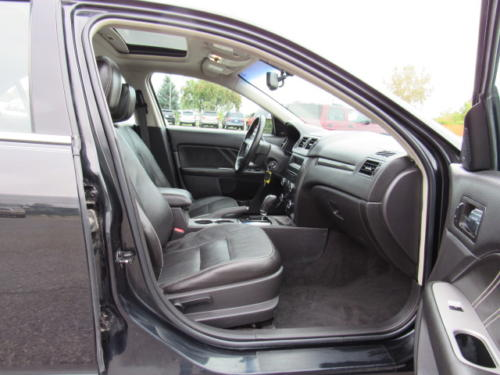2010 Ford Fusion Sport Bozeman Used Cars (7)