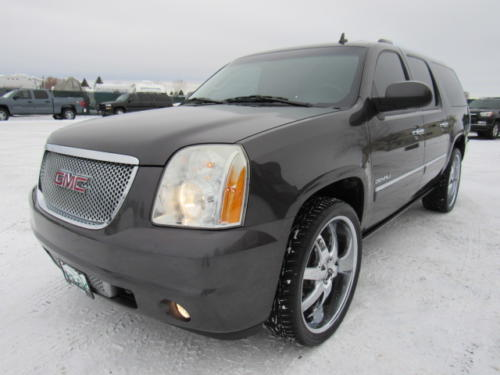 2010 GMC Yukon XL Denali Bozeman USed Cars (18)