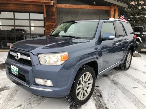 2010 Toyota 4Runner Limited (20)