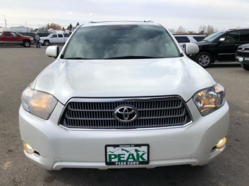 2010 Toyota Highlander Limited (1)