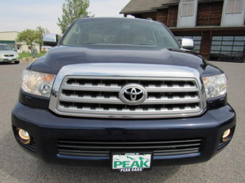 2010 Toyota Sequoia Limited (2)
