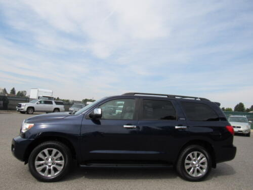 2010 Toyota Sequoia Limited (4)