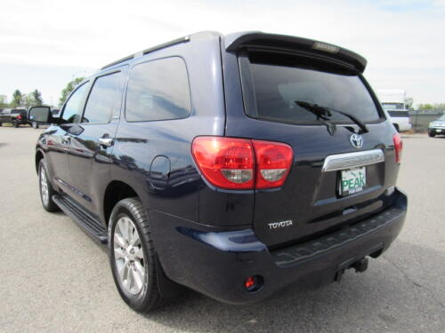 2010 Toyota Sequoia Limited (5)