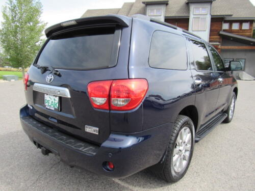 2010 Toyota Sequoia Limited (9)