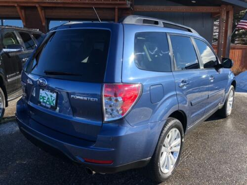 2011 Subaru Forester 2.5X Limited (1)