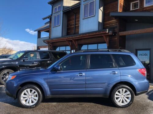 2011 Subaru Forester 2.5X Limited (14)