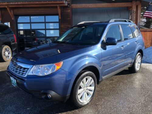2011 Subaru Forester 2.5X Limited (15)