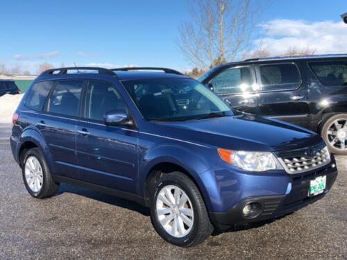 2011 Subaru Forester 2.5X Limited (23)