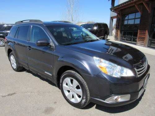 2011 Subaru Outback Limited (5)