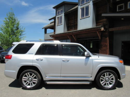 2011 Toyota 4Runner Limited (4)