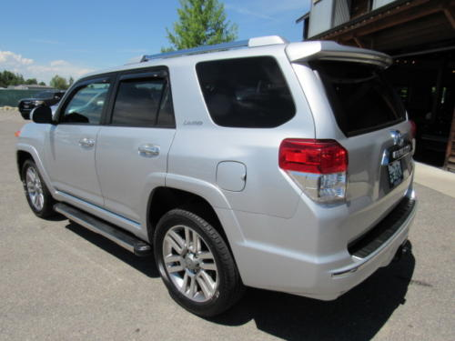 2011 Toyota 4Runner Limited (9)