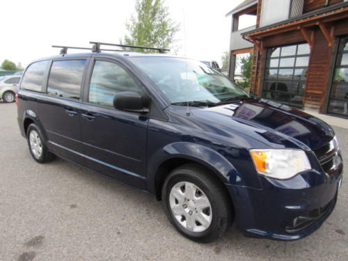 2012 Dodge Grand Caravan SE Bozeman Used Cars (10)
