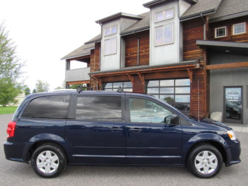 2012 Dodge Grand Caravan SE Bozeman Used Cars (12)