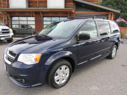 2012 Dodge Grand Caravan SE Bozeman Used Cars (16)