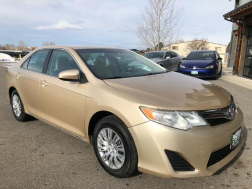 2012 Toyota Camry LE (1)