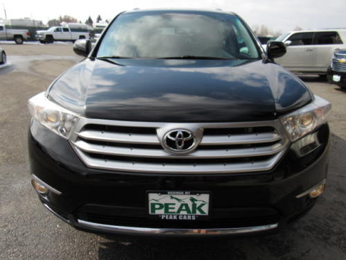 2012 Toyota Highlander Limited (6)