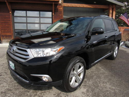 2012 Toyota Highlander Limited (7)
