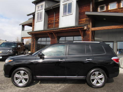 2012 Toyota Highlander Limited (8)