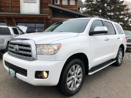 2012 Toyota Sequoia Limited (8)