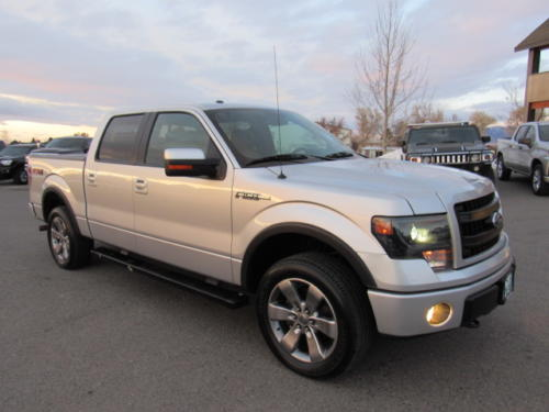 2013 Ford F150 FX4 Bozeman Used Cars (20)