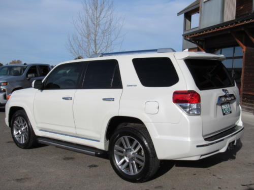 2013 Toyota 4Runner Limited Bozeman USed Cars (18)