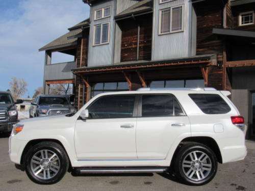 2013 Toyota 4Runner Limited Bozeman USed Cars (19)