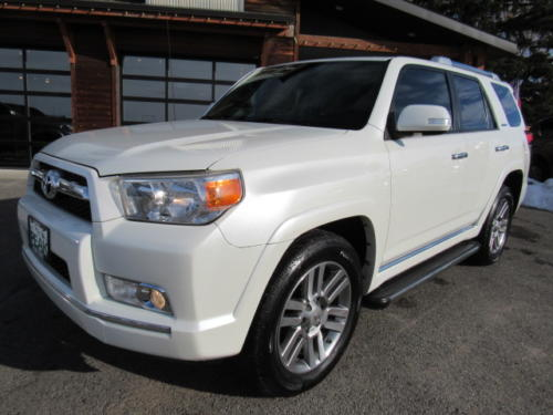 2013 Toyota 4Runner Limited Bozeman USed Cars (20)