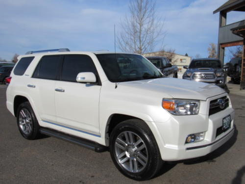 2013 Toyota 4Runner Limited Bozeman USed Cars (23)