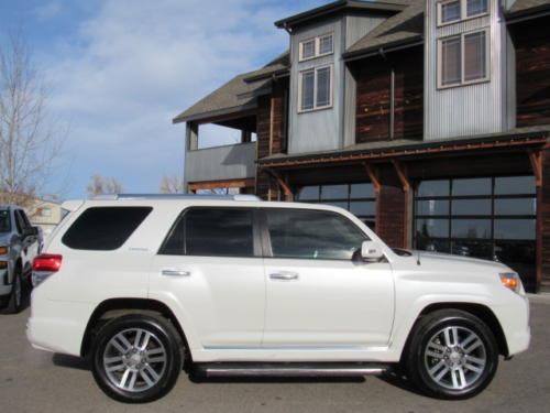 2013 Toyota 4Runner Limited Bozeman USed Cars (24)