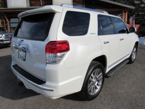 2013 Toyota 4Runner Limited Bozeman USed Cars (25)