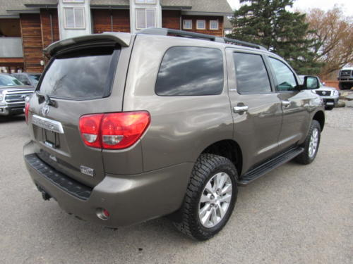 2013 Toyota Sequoia Limited Bozeman Used Cars (1)