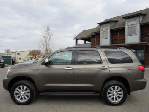 2013 Toyota Sequoia Limited Bozeman Used Cars (22)