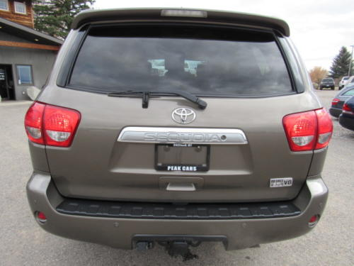 2013 Toyota Sequoia Limited Bozeman Used Cars (24)