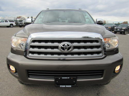 2013 Toyota Sequoia Limited Bozeman Used Cars (25)