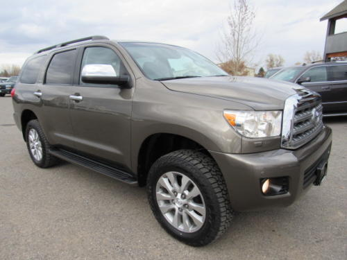 2013 Toyota Sequoia Limited Bozeman Used Cars (26)