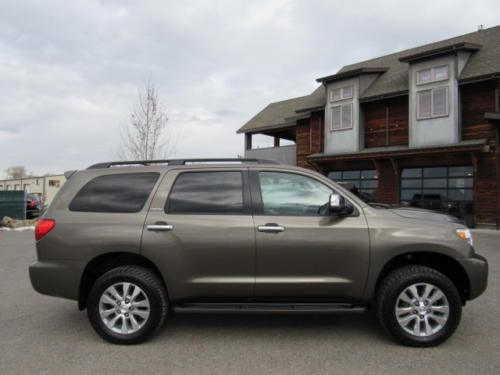 2013 Toyota Sequoia Limited Bozeman Used Cars (27)