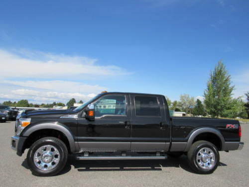 2014 Ford F250 Lariat Bozeman Used Cars (4)