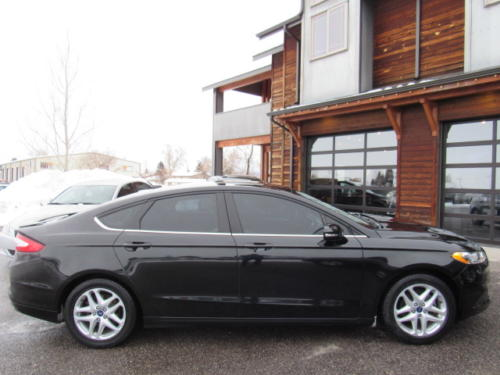 2014 Ford Fusion Sport Bozeman Used Cars (20)