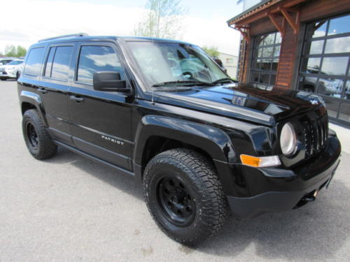 2014 Jeep Patriot (2)