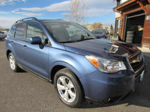 2014 Subaru Forester Limited (5)