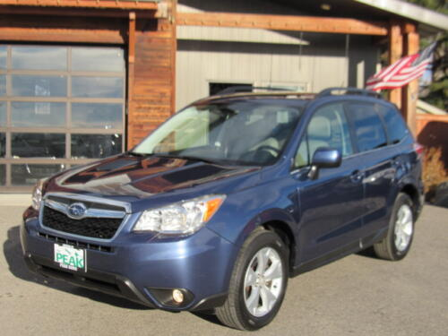 2014 Subaru Forester Limited (7)