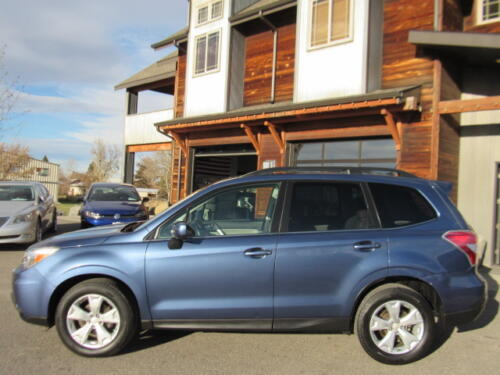 2014 Subaru Forester Limited (8)