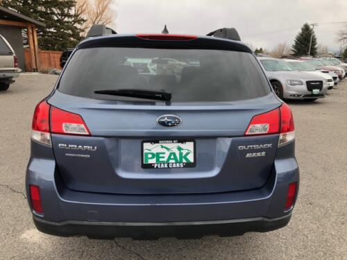 2014 Subaru Outback Limited (1)
