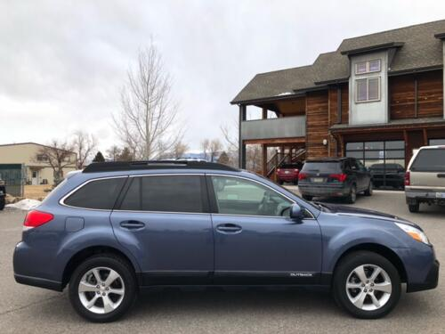 2014 Subaru Outback Limited (19)